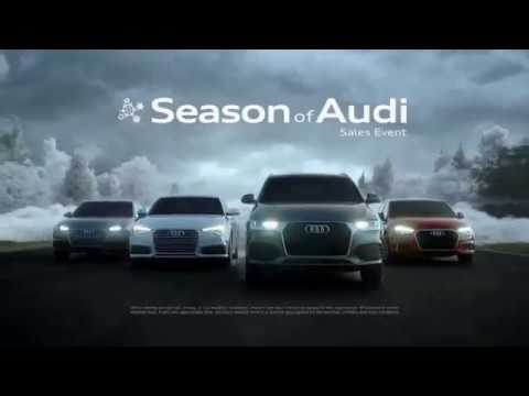 Audi Season Of Audi Sales Event Tv Commercial Cold Front By Sales