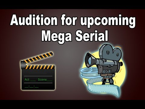 Audition for upcoming Mega Serial | bangla serial audition 2018