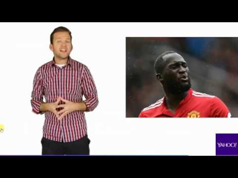 Romelu Lukaku's been a flop at Manchester United