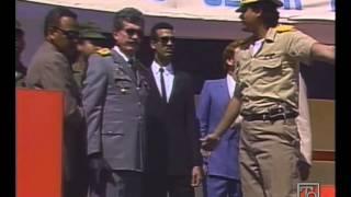 Caribe/Cuori tropicali : attentato al dittatore Mercadante