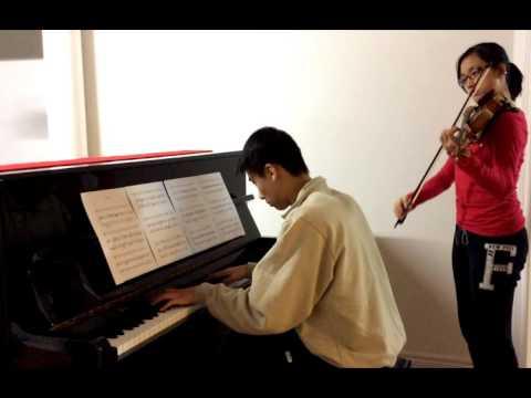 Naruto - Grief and Sorrow/Hokage's Funeral [Piano & Violin]