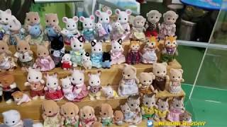 """Calico Critters"" at Toy Fair 2020"