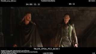 Marvel's Thor: The Dark World - Deleted Scene 1 - Loki as Captain America