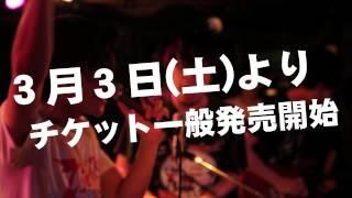 キュウソネコカミ 初ワンマン「DMCC」CM〜DQNなりたい、40代で死にたい編〜 thumbnail