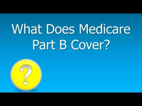 What Does Medicare Part B Cover And What Are The Part B Costs?