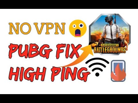 How To Solve Ping Problem In Pubg Mobile