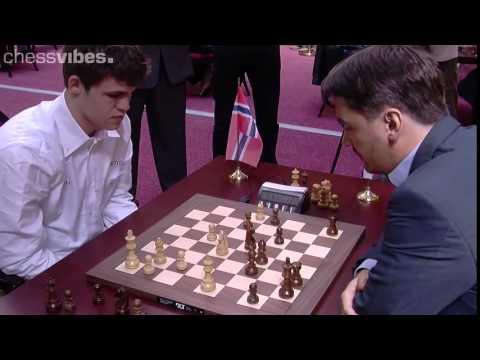 Шахматы Carlsen-Morozevich, World Blitz Championship 2012