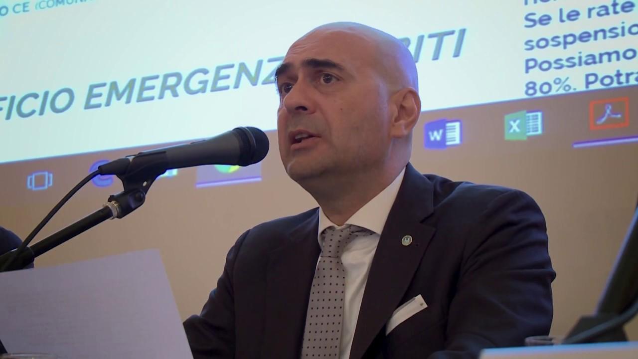 Presidente Associazione Emergenza Debiti Stefano Fabiani ...