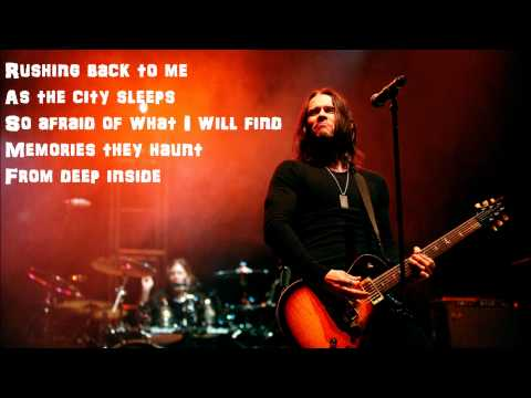 Coming Home by Alter Bridge Lyrics