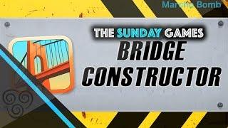 The Sunday Games   Bridge constructor FREE screenshot 4