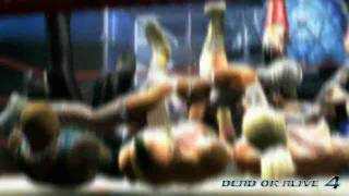 DEAD OR ALIVE 4 Trailer HD (DivX)