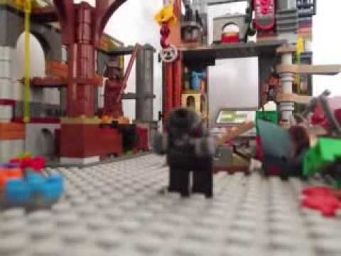 lego tortue ninja pisode 1 youtube. Black Bedroom Furniture Sets. Home Design Ideas