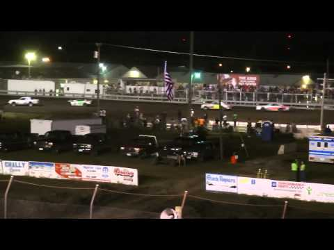Algona Raceway Fair Stock Car Feature
