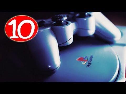 ¡Los Mejores Juegos de PlayStation One ! - The Best Nintendo PlayStation 1 Games Ever!