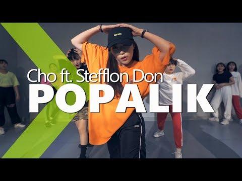 [ Beginner Class ] Cho - Popalik Ft. Stefflon Don (Rio Valente Remix) / K-Lucy Choreography.