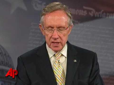 Reid: Public Option in Senate Health Bill