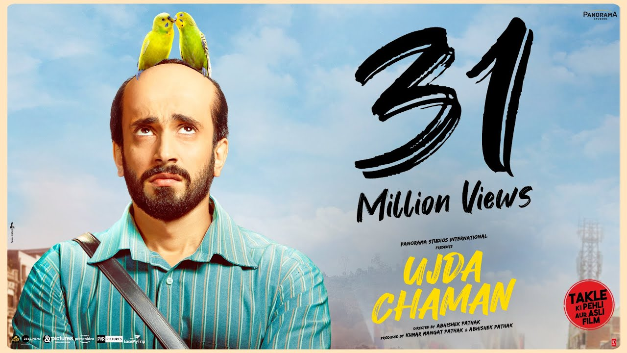 Download Ujda Chaman Official Trailer | Sunny Singh, Maanvi Gagroo | Abhishek Pathak | Releasing 1st November