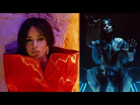 "Camila Cabello SKINNY DIPS & Unveils Intimate ""Never Be The Same"" Music Video"