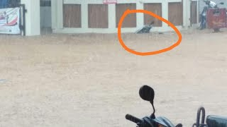 Heavy Rain # Flood in Mangalore (29/5/18)