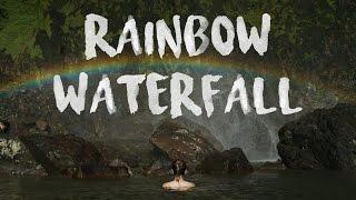 Travel Malaysia: Time Capsule Retreat & Rainbow Waterfall (ep 18)