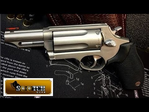 Taurus Judge 410 / 45 Colt Hand Cannon!