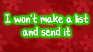 Download Miley Cyrus-All I Want For Christmas Is You+Lyrics&Download MP3 song and Music Video