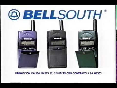 BellSouth Celular - 1998