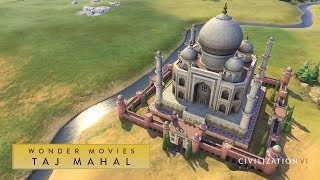 Video Civilization VI: Rise and Fall - Taj Mahal (Wonder Movies) download MP3, 3GP, MP4, WEBM, AVI, FLV Maret 2018