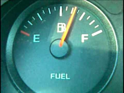 Gas Gauge Not Working >> How Much Gas Do I Have? -Bad Gas Gauge- - YouTube