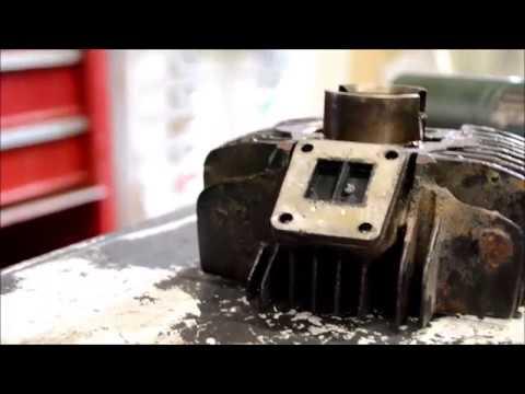 Tomos cilinder en zuiger vervangen (how to)
