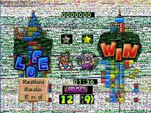 dr mario 64 game over 2 youtube