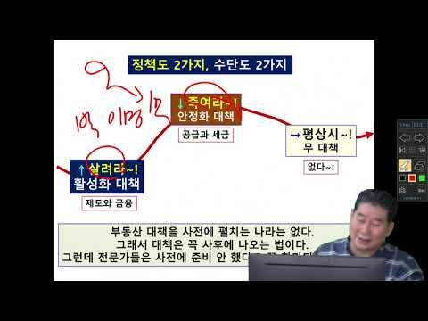 [박준호 교수의 국토개발론 동영상 강좌] 2019년 부동산 시장전망
