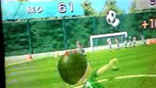 555 point サッカー.