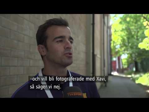 Barcas 14-årige supertalang spås en lysande framtid - TV4 Sport