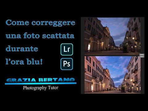 Come correggere un'immagine scattata durante l'ora blu in Photoshop e Lightroom.из YouTube · Длительность: 26 мин25 с