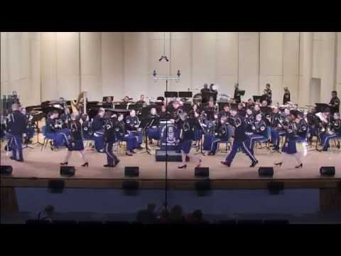 "LIVE - The U.S. Army Concert Band ""Heroes and Villains"" (Edited)"