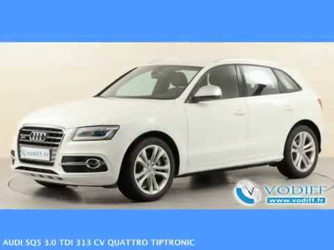 vodiff audi occasion alsace audi sq5 3 0 tdi 313 cv quattro tiptronic youtube. Black Bedroom Furniture Sets. Home Design Ideas