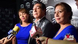 Los Ángeles Azules en concierto en el Domo Care, Monterrey 2018.