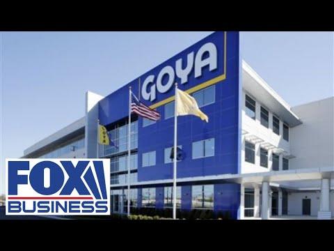 Goya Foods boycott backfires as GoFundMe raises more than $150,000