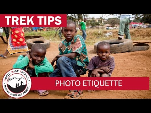 Photo Etiquette for Travel to Africa - Show Respect with Your Camera   Trek Tips