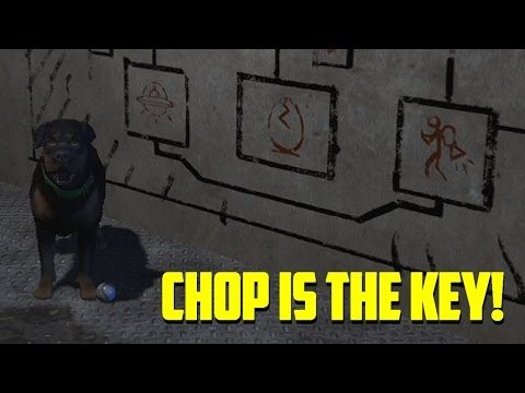 CHOP IS THE KEY! Or is He? Mount Chiliad Mystery! (GTA 5 Easter Eggs And Secrets)