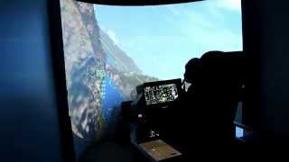 F-35 SIMULATOR, converting to Universal Fighter Jet Simulator, for all military aircraft