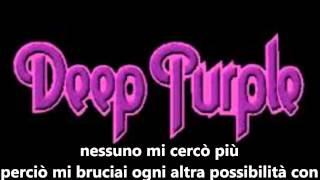 [SUB ITA] Deep Purple - Strange Kind of Woman  (sottotitoli e traduzione in italiano)