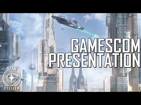 Gamescom Presentation 2015