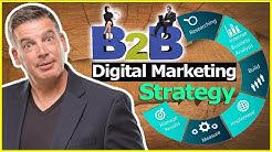 Content Marketing For B2B Pros – USE THIS B2B Digital Marketing Strategy!
