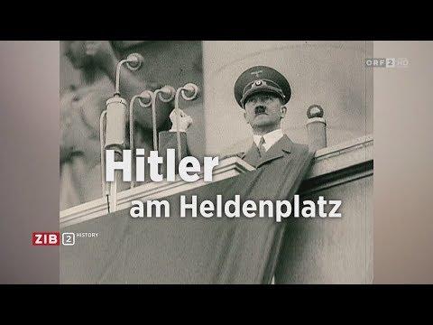 Hitler am Heldenplatz   ZIB2 History
