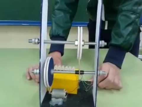 Módulo Reductor De Velocidad Por Poleas Youtube