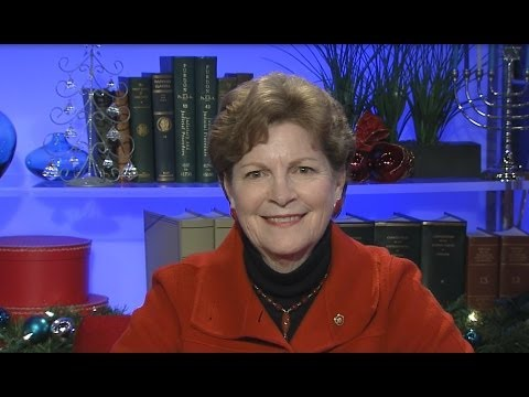 Jeanne Shaheen Holiday Greeting