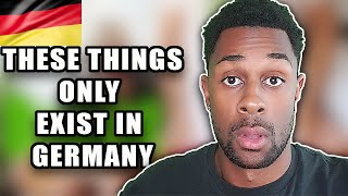 7 GERMAN things you WON'T FIND in AMERICA REACTION