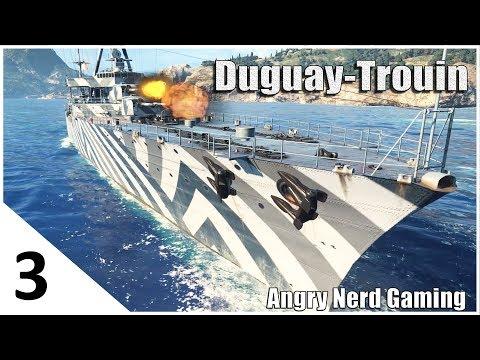 World of Warships: Duguay Trouin 3